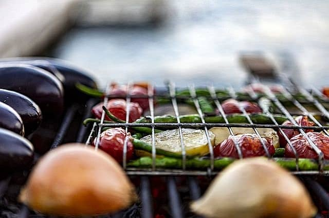 Seven Great Veggie Grilling Tips
