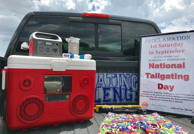 10 Tips for National Tailgating Day