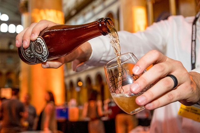 All About Beer – Pours and Pairings