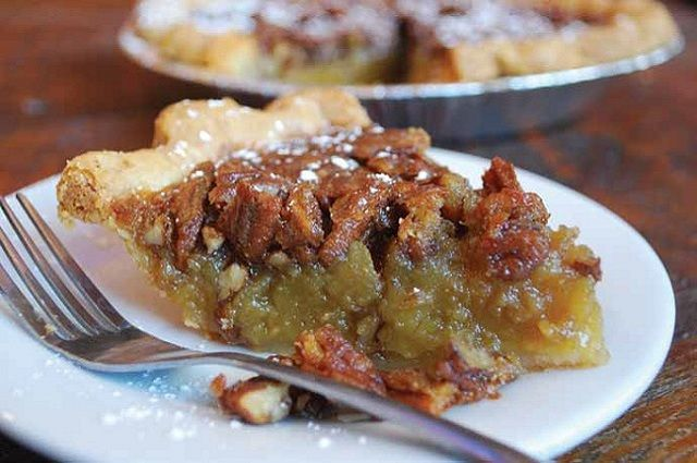 Bayou Bakery's Classic Southern Pecan Pie