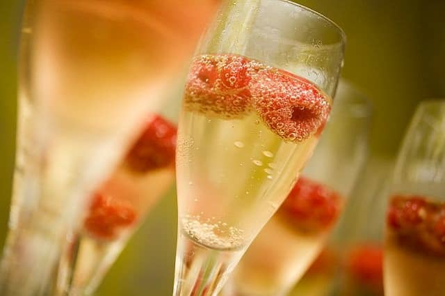 Champagne Cocktails – Pop the Cork!