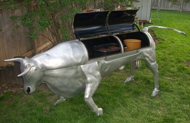 12 Mascot-shaped Grills & Barbecues