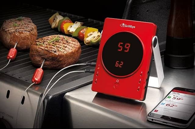 Cook Smarter with Bluetooth Thermometers
