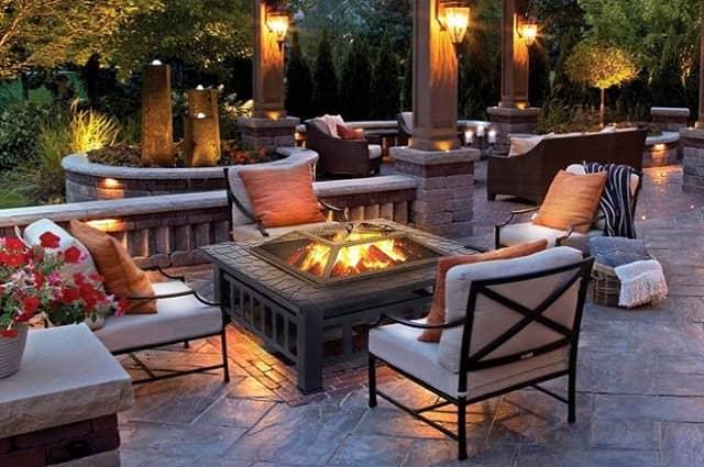 5 Great Backyard Fire Pits