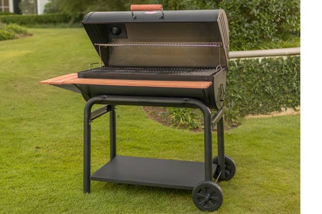 Char-Griller Outlaw Charcoal Grill & Smoker
