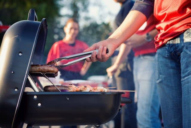 Tailgating Grill Buying Tips