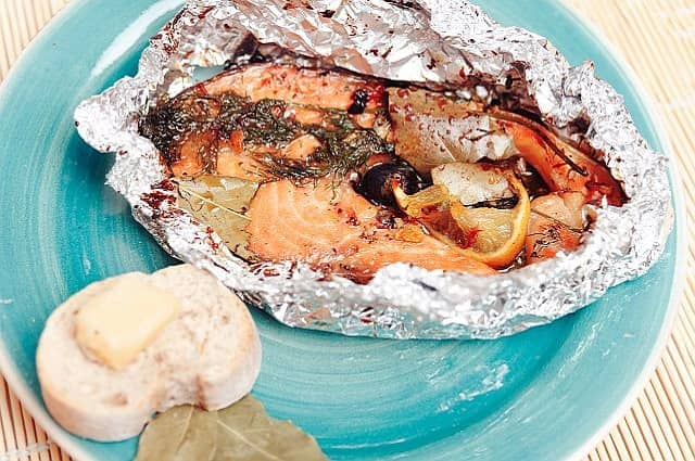 5 Easy Foil Grilled Dishes