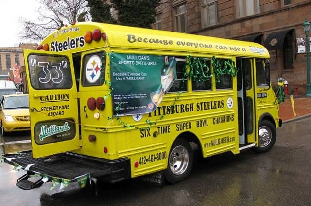 Tips for Buying a Bus for Tailgating the Big Game