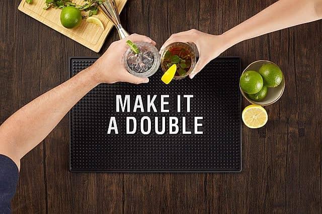 Rubber Bar Service Spill Mat