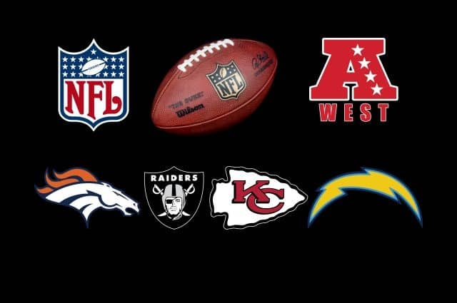 NFL Season Preview – AFC West
