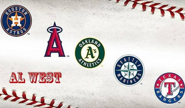 MLB Division Breakdown & Predictions – AL West