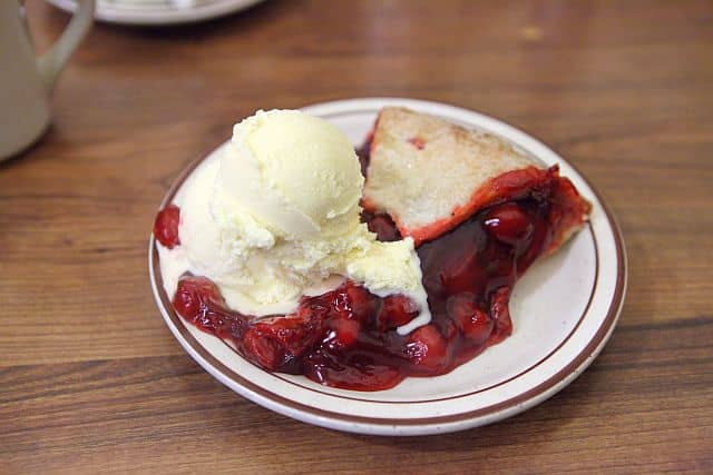 My Oh My It's Sweet Cherry Pie!