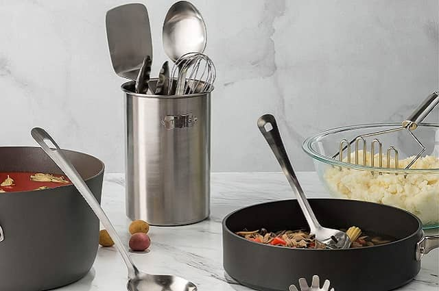 Premium Stainless Steel Kitchen Utensil Set