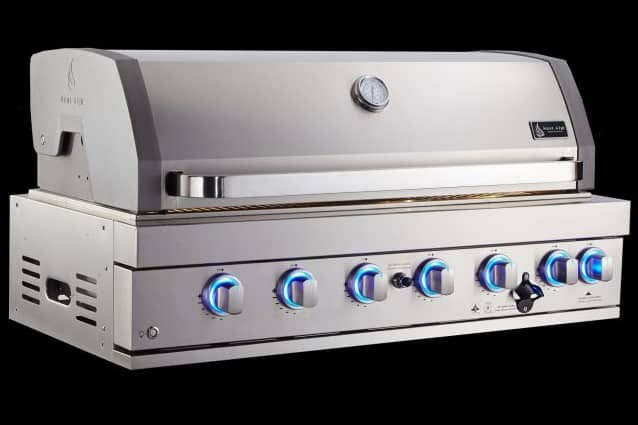 Mont Alpi Built-in 805 Grill