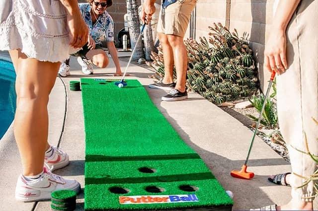 PutterBall Golf Pong Game Set
