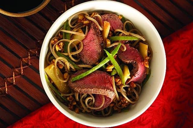 Beijing Noodle Bowl