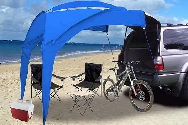 Eurow Tail Gator Portable Sunshade Canopy