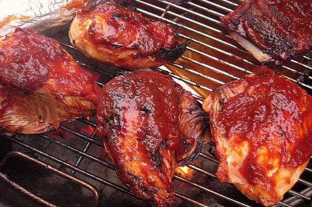 8 Great Chicken Grilling Tips
