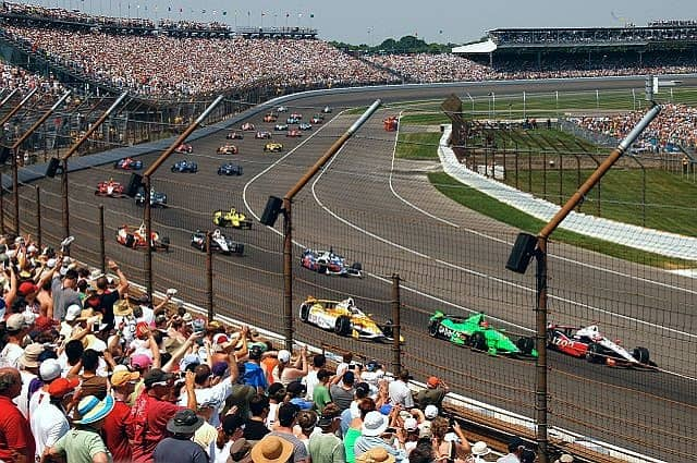 Indy 500 – the Greatest Spectacle in Racing