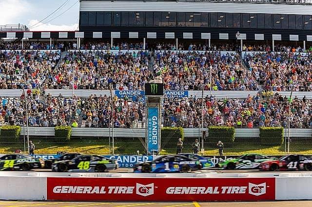 10 Things About Pocono Raceway