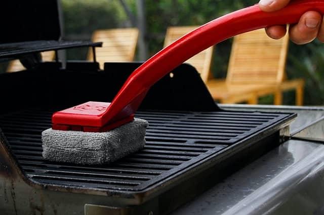 Grill Rescue BBQ Cleaning Head & Scraper