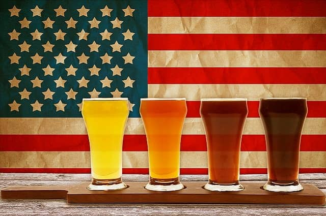 5 Breweries Honor America's Independence