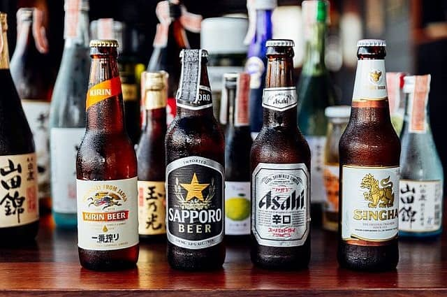 Japanese Olympic Style Beers