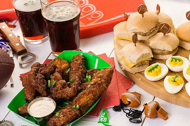 7 Great Tailgate Appetizer Recipes