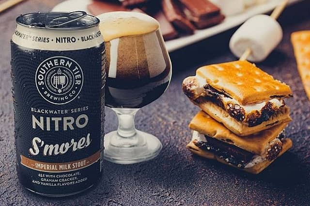 Give Me S'mores Beer, Please