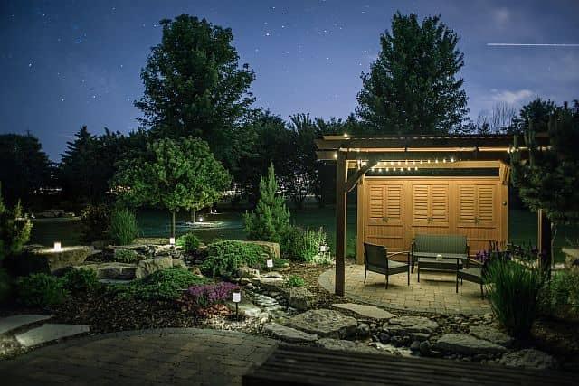 Backyard Landscape Lighting Tips