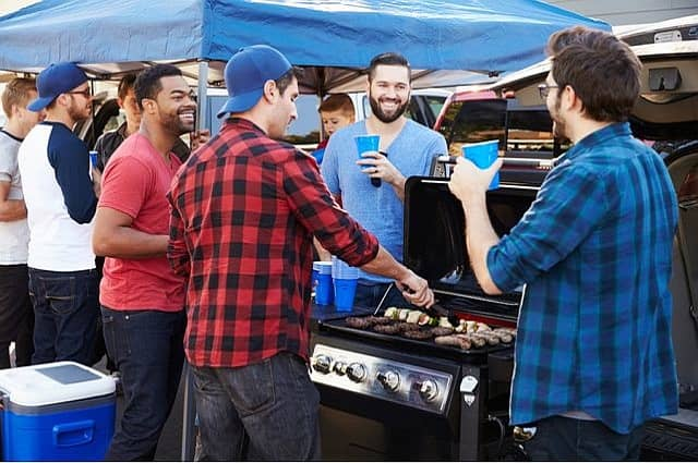Game Day Tailgating Tips from a Grilling Master