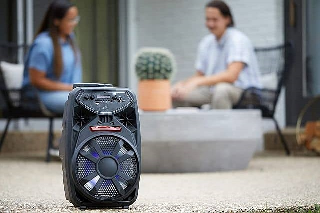 iLive Bluetooth Tailgate Party Speaker