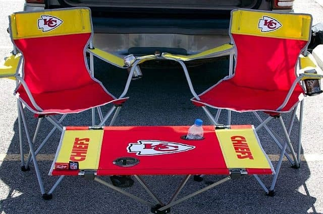 5 Great Tailgate Tables