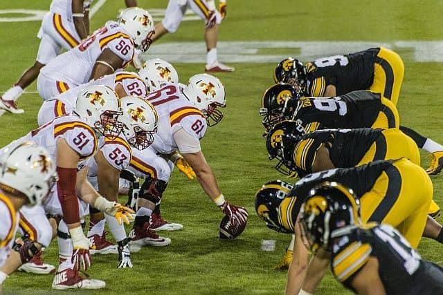 Top 3 College Football Games Week 2