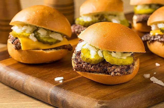 7 Great Tailgate Slider Recipes