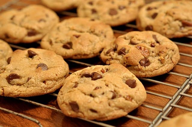 Allergy-Friendly Baking: Chocolate Chip Cookies
